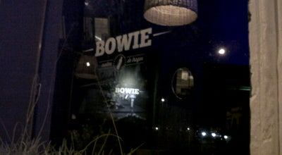 Photo of Cocktail Bar Bowie at Balcarce 1805, Ciudad de Santa Fe 3000, Argentina