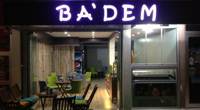 Photo of Cafe BA'DEM at Hürriyet Mahallesi, Tekirdağ, Turkey