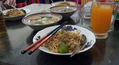 Photo of Chinese Restaurant Bakmi afa kampung bintang at Jln. Kampung Bintang, Indonesia