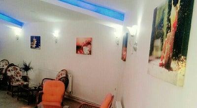 Photo of Cafe park cafe at Ahmet Uslu Dutluk Parkı Havuz Yanı, Turkey