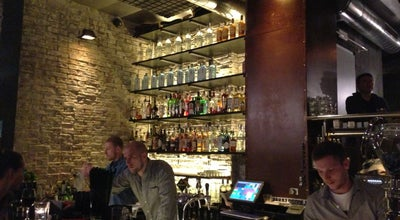 Photo of Cocktail Bar Groove Bar at Voršilská 6, Prague 110 00, Czech Republic
