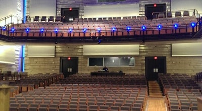 Photo of Performing Arts Venue City Performance Hall at 2520 Flora St, Dallas, TX 75201, United States