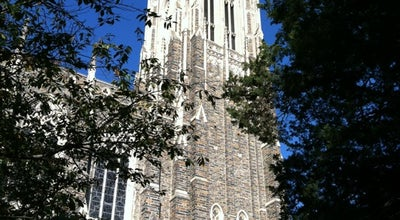 Photo of Church Duke University Chapel at Po Box 101, Durham, NC 27702, United States