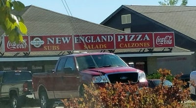 Photo of Pizza Place New England Pizza at 195 Wakefield St, Rochester, NH 03867, United States