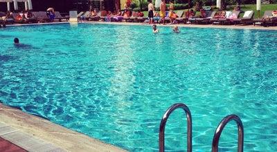 Photo of Pool Hillside City Club Swimming Pool at Hillside City Club, Istanbul, Turkey