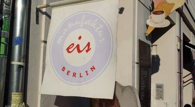 Photo of Ice Cream Shop eismanufaktur Berlin at Auguststr. 63, Berlin 10117, Germany