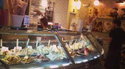 Photo of Ice Cream Shop Gelateria Siciliana (גלידריה סיצליאנית) at 110 Ben Yehuda St., Tel Aviv 63401, Israel