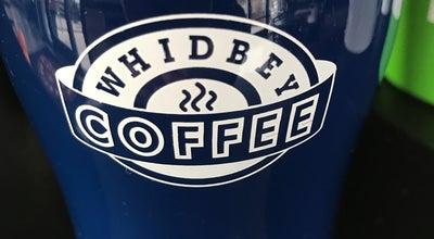 Photo of Coffee Shop Whidbey Island Coffee at 980 Se Pioneer Way, Oak Harbor, WA 98277, United States