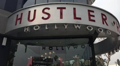 Photo of Bookstore Hustler Hollywood at 8920 W Sunset Blvd, Los Angeles, CA 90069, United States