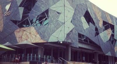 Photo of Museum Australian Centre for the Moving Image (ACMI) at Federation Square, Melbourne, VI 3000, Australia