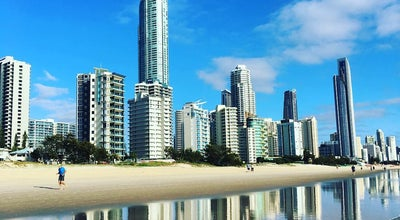 Photo of Beach Northcliffe Beach at Garfield Terrace, Surfers Paradise, QL 4217, Australia