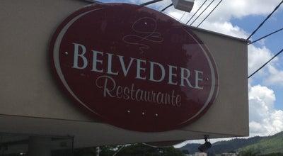 Photo of Brazilian Restaurant Restaurante Belvedere at R. Wilson Melo Franco, 19, Pará de Minas 35660-015, Brazil
