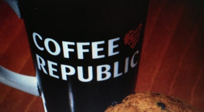 Photo of Coffee Shop Coffee Republic at 14 Queensway, Crawley RH10 1EJ, United Kingdom