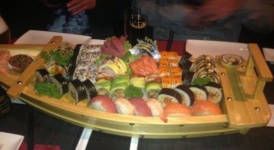 Photo of Sushi Restaurant Sushi Corner at Hoogboomsteenweg, Kapellen, Belgium