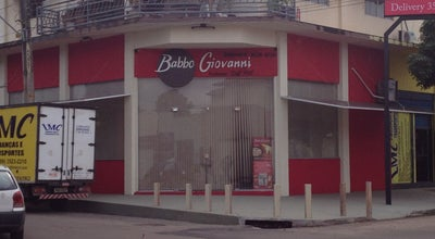 Photo of Pizza Place Babbo Giovanni at Rua Simplicio Moreira, Imperatriz, Brazil