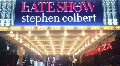 Photo of Performing Arts Venue The Late Show with Stephen Colbert at 1697 Broadway, New York City, NY 10019, United States