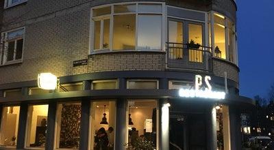 Photo of Mediterranean Restaurant Restaurant PS at Planciusstraat 49/b, Amsterdam 1013 ME, Netherlands