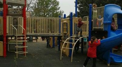 Photo of Playground Πρότυπη Παιδική Χαρά at Πάρκο Αρχαιολογικό Ακαδημίας Πλάτωνος, Διονύσου, Athens 10442, Athens 104 42, Greece