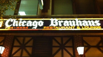Photo of German Restaurant Chicago Brauhaus at 4732 N Lincoln Ave, Chicago, IL 60625, United States