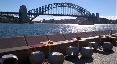 Photo of Cafe Opera Kitchen at Macquarie St., Sydney, NS 2000, Australia