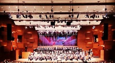 Photo of Concert Hall Koncertna dvorana Vatroslava Lisinskog at Trg Stjepana Radića 4, Zagreb 10000, Croatia
