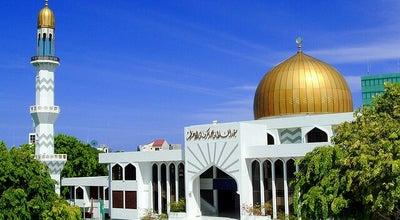 Photo of Mosque Islamic Centre at Islamic Centre, Malé, Maldives