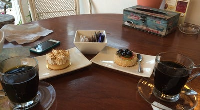 Photo of Coffee Shop Caffeine Food and Coffee Bar at Kathu, Thailand