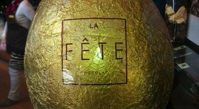 Photo of Chocolate Shop La Fête Chocolat at Av. Presidente Eduardo Frei Montalva 750, Local 101, Rancagua, Chile