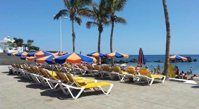 Photo of Beach Playa Chica at Paseo Barrilla, 2, Tías 35510, Spain