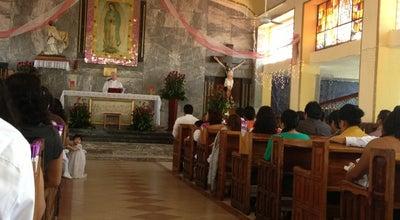 Photo of Church Parroquia de Nuestra Señora de Guadalupe at Francisco I. Madero #185, Chetumal 77000, Mexico