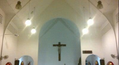 Photo of Church Gereja Katolik Kristus Raja - Paroki Nusantara Medan at Jl. Letjend Mt. Haryono No.36, Medan 20212, Indonesia