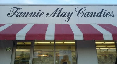 Photo of Dessert Shop Fannie May Candies at 200 W Virginia St, Crystal Lake, IL 60014, United States