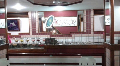 Photo of Ice Cream Shop Quasar Sorveteria at Rod. Amaral Peixoto, Araruama, Brazil