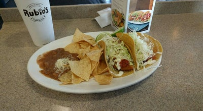 Photo of Taco Place Rubio's at 7063 Katella Ave, Stanton, CA 90680, United States