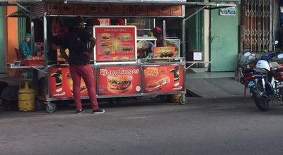 Photo of Burger Joint burger ujang stall at Kluang, Malaysia
