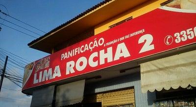 Photo of Bakery Panificação Lima Rocha II at Av. Lamenha Filho, Maceió, Brazil