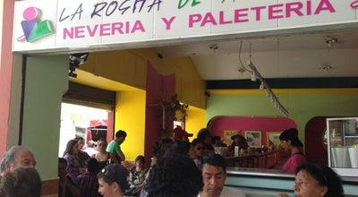 Photo of Ice Cream Shop La Rosita de Atlixco at Zócalo, Atlixco, Mexico