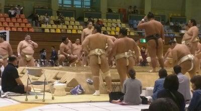 Photo of Basketball Court 浦和駒場体育館 at 駒場2-5-6, さいたま市浦和区, Japan