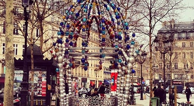 Photo of Plaza Place Colette at Place Colette, Paris 75001, France