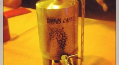 Photo of Tapas Restaurant Tappas Caffé at R. Dr. António Granjo, 549 - Candal, Vila Nova de Gaia 4400, Portugal