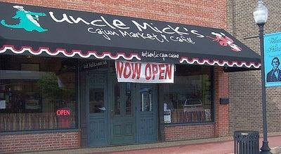 Photo of Cajun / Creole Restaurant Uncle Mick's Cajun Market & Cafe at 136 W Main St, Prattville, AL 36067, United States