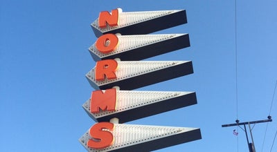 Photo of Diner Norm's Restaurant at 17844 Lakewood Blvd, Bellflower, CA 90706, United States