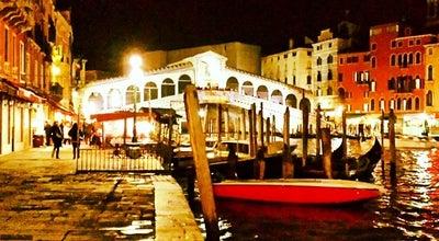 Photo of Italian Restaurant Ristorante Canal Grande at Riva Del Vin 740, Venezia 30125, Italy