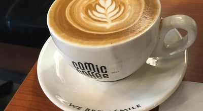 Photo of Cafe Comic Coffee at No 49, Jalan Mahogani 5, Bandar Botanic, Klang 41200, Malaysia