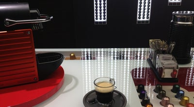 Photo of Coffee Shop Nespresso at Parkshoppingbarigüi, Curitiba 81200-100, Brazil