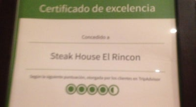 Photo of Steakhouse Steak House El Rincon at C/. Doctor Severo Ochoa 40, Benidorm, Spain