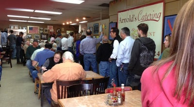 Photo of Southern / Soul Food Restaurant Arnold's Country Kitchen at 605 8th Ave S, Nashville, TN 37203, United States