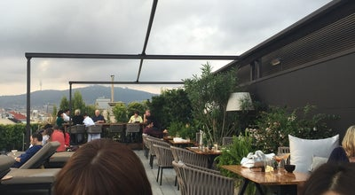 Photo of Roof Deck Terrat at Mandarin Oriental, Barcelona at Passeig De Gràcia, 38-40, Barcelona, Spain