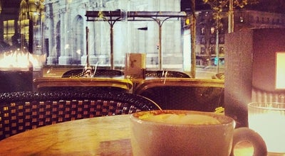 Photo of Coffee Shop Cappuccino Madrid at Pl. De La Independencia, 5, Madrid 28001, Spain