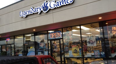 Photo of Arcade Legendary Games at 11500 Ne 76th St, Vancouver, WA 98662, United States
